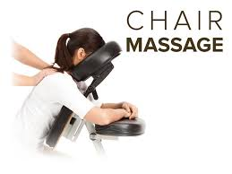 Free Chair Massages!